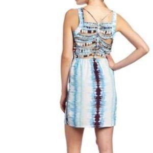 Boho Chic Tie Dye Charlie Jade Dress